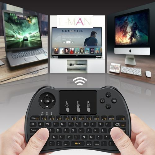 Smart TV Keyboard and Mouse