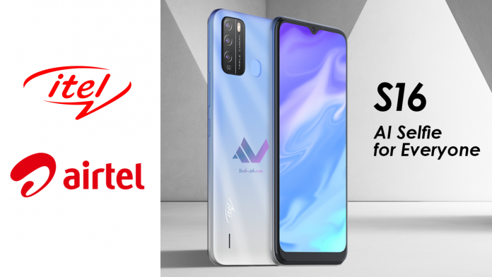 itel and Airtel partner in a grand design to bring you bliss