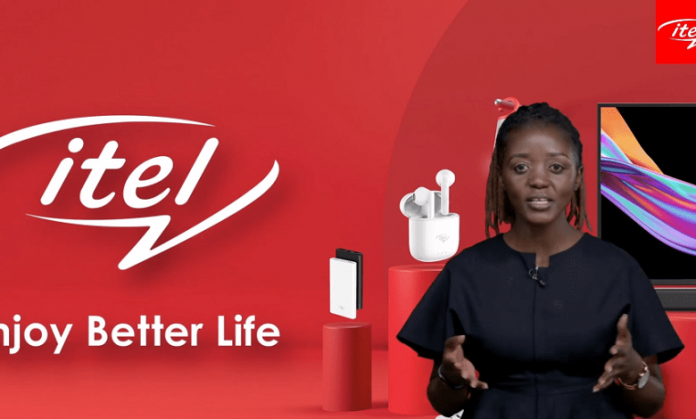 Meet itel's new face