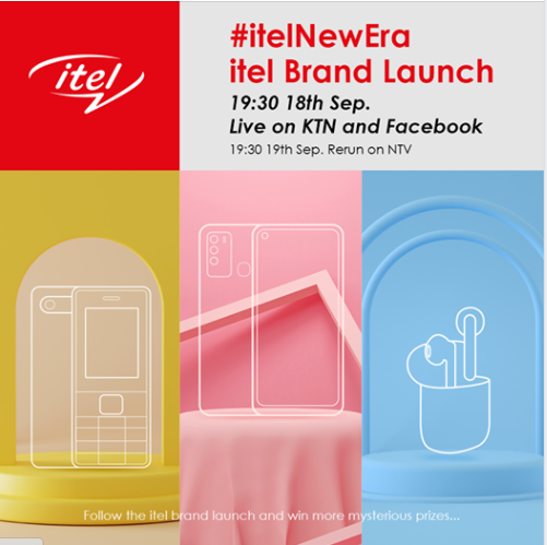 itel Kenya's new ambition after grand brand launch