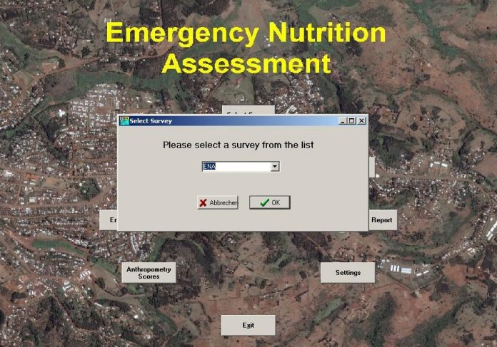 Training Course In Nutrition Assessment And Survey Using ENA EPIINFO