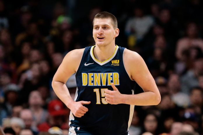 It's safe to say that with and without Jokic, the Denver team is two different teams